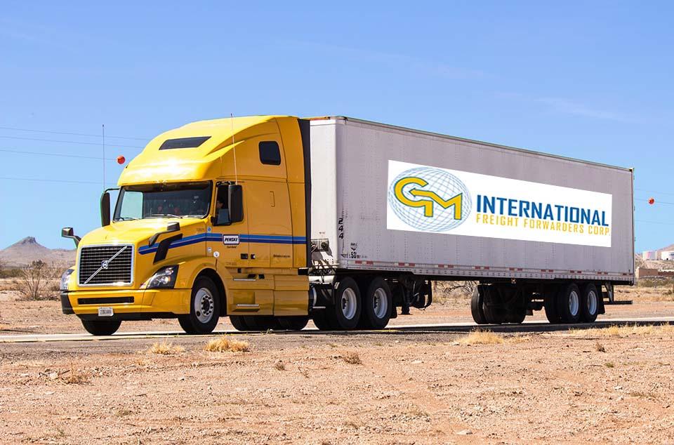Inland Freight Service