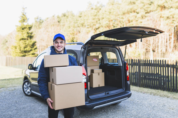 White Glove Delivery Service