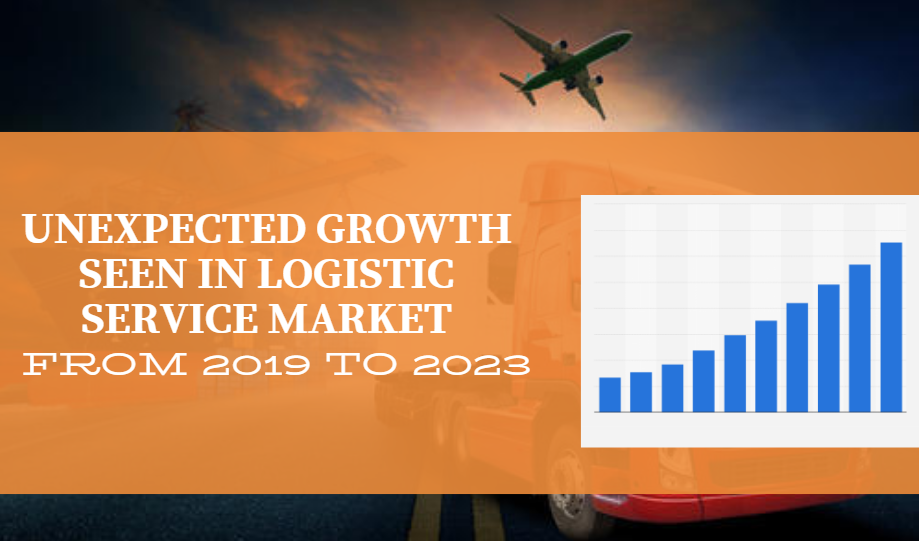Growth in Logistic Service Market