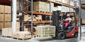 Warehouse in Logistic Sectors