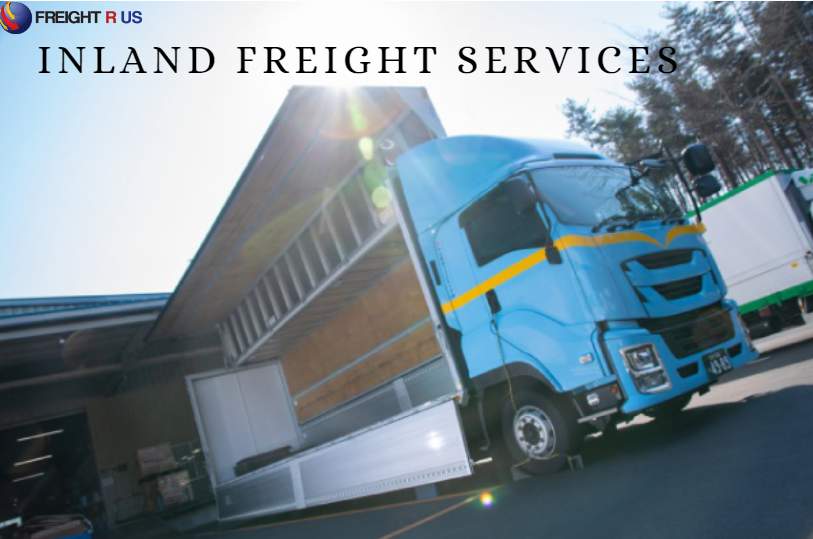 Inland Freight is a Good Choice